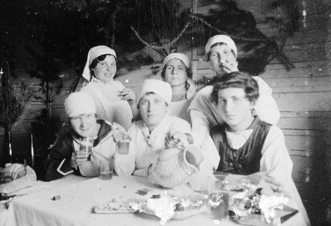 1917, Fortepan